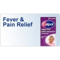 Fever & Pain Relief